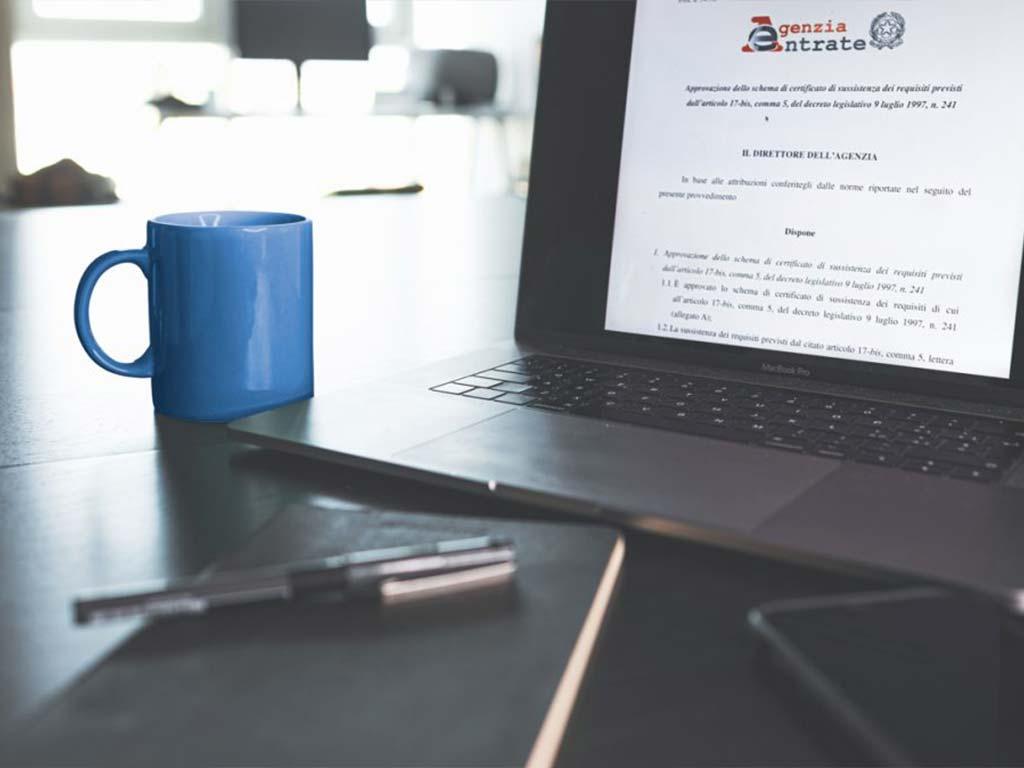 DURF Documento Unico Di Regolarità Fiscale