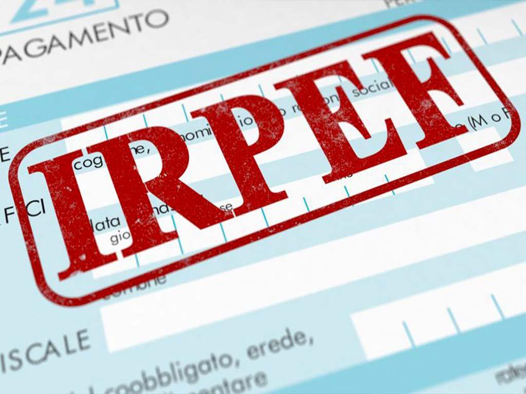 Calcolo Irpef E Pagamento Mensile Ritenute Fiscali