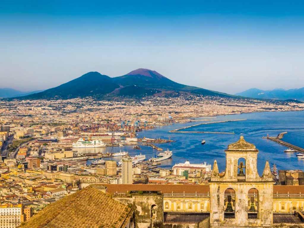 Ordine Consulenti Del Lavoro Napoli Panorama Città