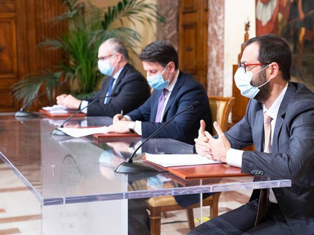 Decreto Risoti Del 23 Ottobre E Premier Conte