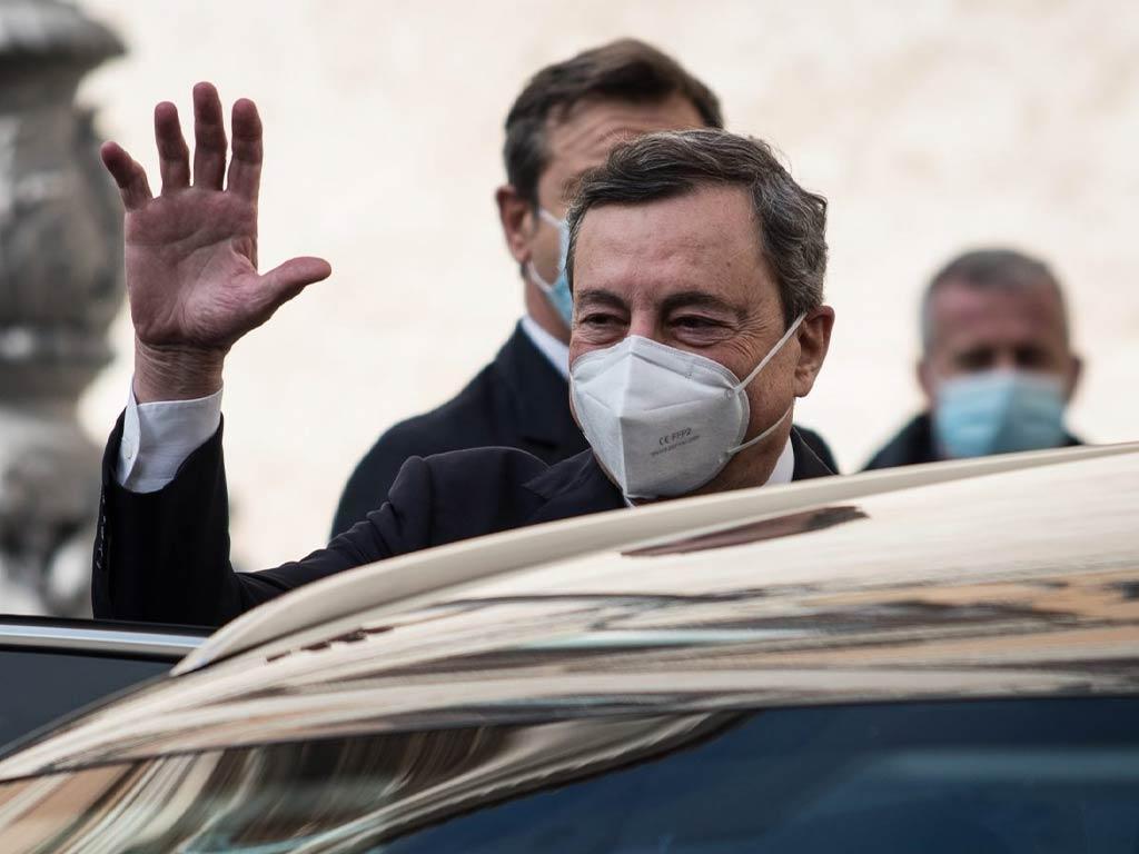 Mario Draghi e riforma sociale 2021 in Italia