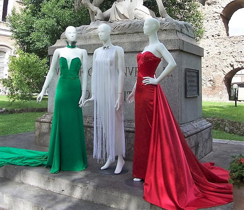 Moda italiana famosa in tutto il mondo