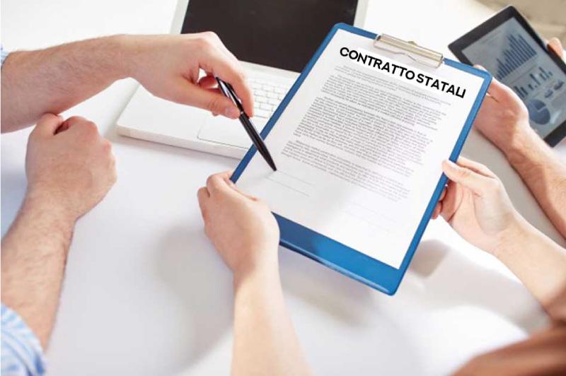 Rinnovo Contratti Statali 2021